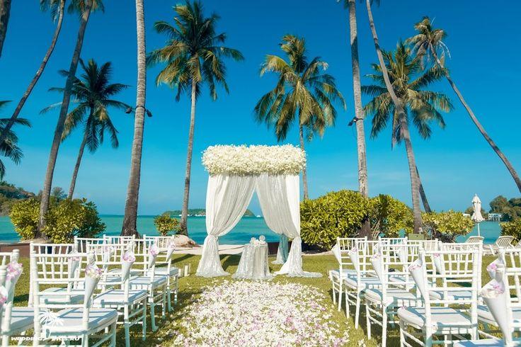 свадьба в Таиланде с weddingpics.ru