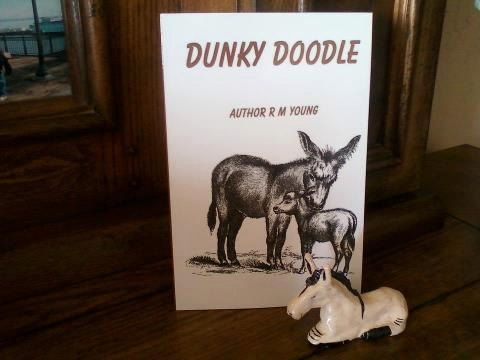 My children's book Dunky Doodle is at a publishing company in the UK for review :)
