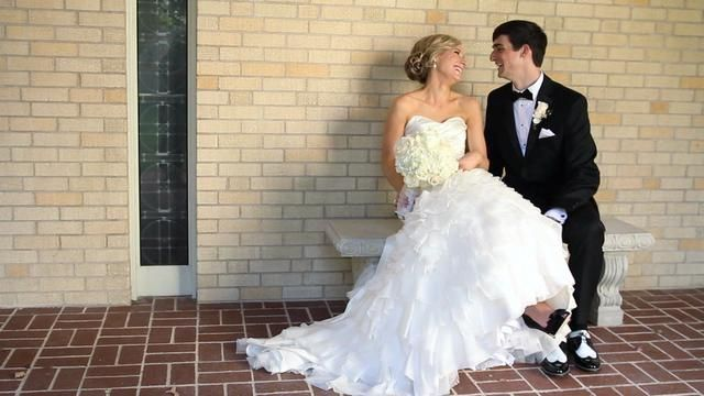 Our Wedding Video! Bre & Ben Dallas, Texas. Thanks to Roman Video Productions.