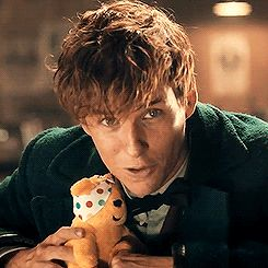 Eddie Redmayne for BBC Children in Need gif