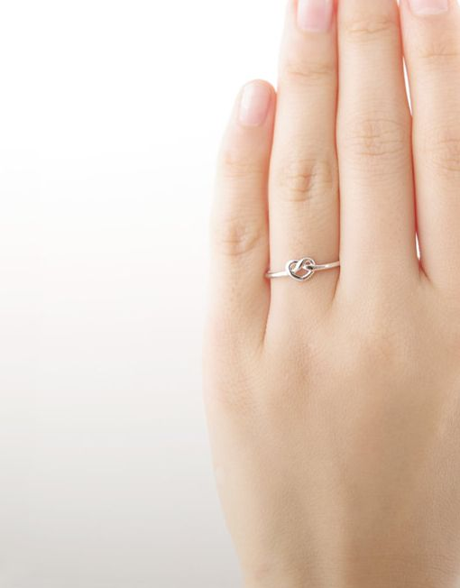 7,50€ - SILVER HEART RING | SRTALAURIS, jewelry&design