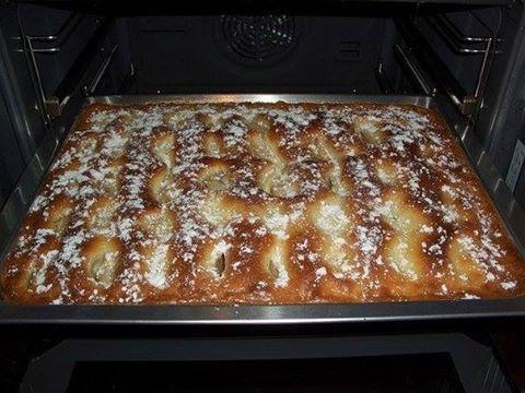 Пирог с яблоками, как пирожное! Просто шедевр! - МирТесен