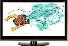 """Pregopontocom Tudo: Um """"balde  de água fria"""" no debate da TV Bahia"""