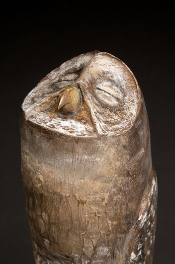 Stonington Gallery | Previous Exhibits This would make a great handle for a walking stick