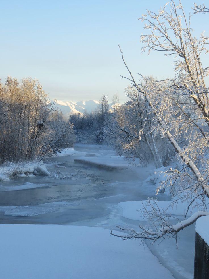 SHip Creeek Trail in the Winter - Imgur