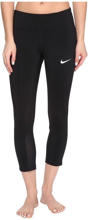 Nike Power Epic Running Crop Women's Casual Pants