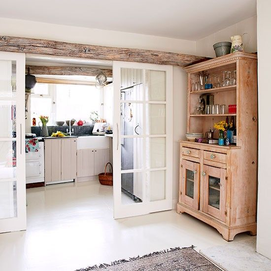 Kitchen | Modern country East Sussex house | House tour | PHOTO GALLERY | Country Homes and Interiors | Housetohome.co.uk