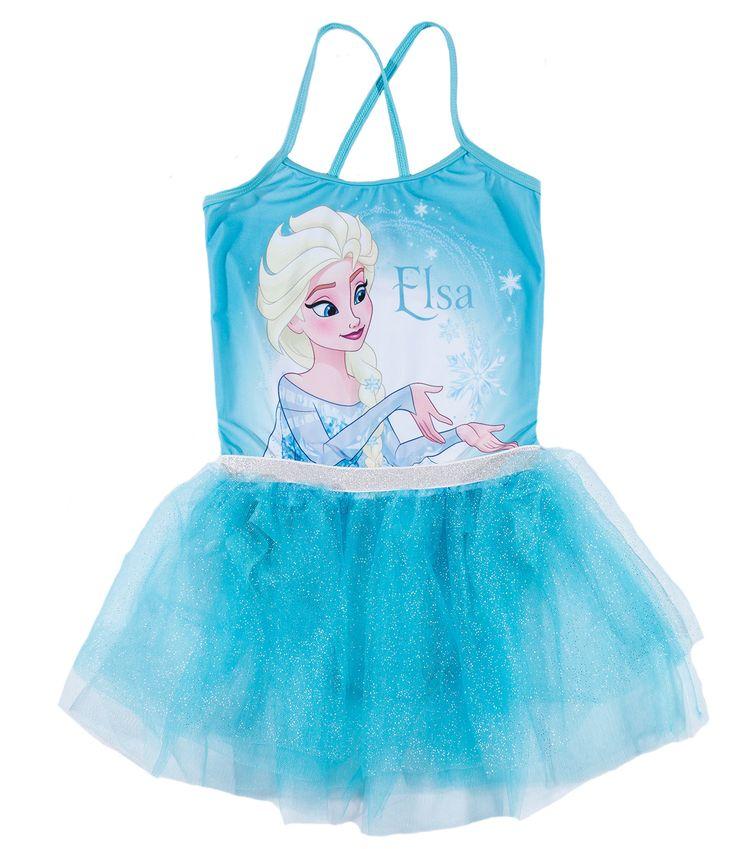 Disney Die Eiskönigin Ballettanzug türkis #Mädchen #Bekleidung #Mode #Elsa #Frozen #Disney