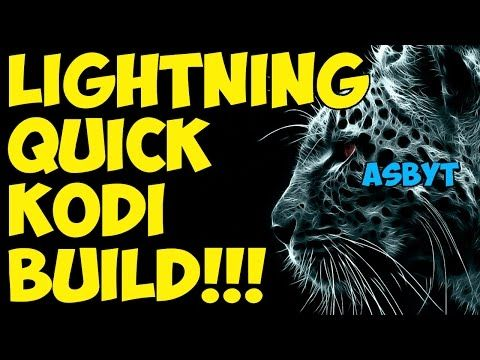 Quickest Smallest Kodi Build For
