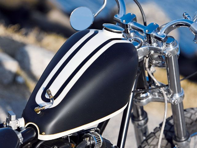 2001 Harley Davidson Sportster Gas Tank love the paint scheme