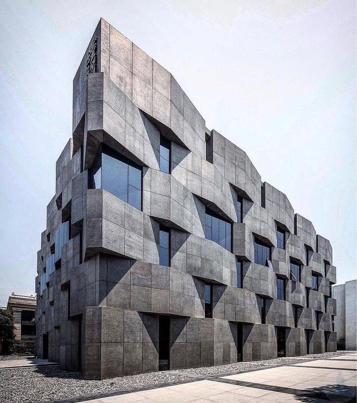 "(@skyscraping_architecture) on Instagram: ""presents the Skyscraping Architecture Featured Shot by Lu Hengzhong via @minimalizto.architecture…"""
