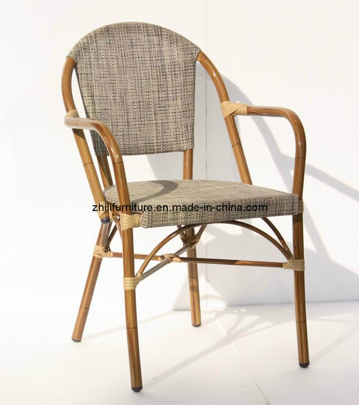 foto de silla de bamb muebles de los bistros silla de bamb del caf
