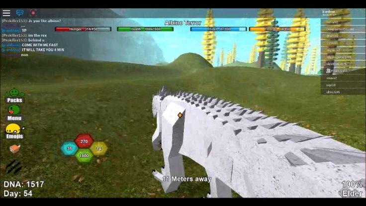 Dinosaur Simulator: Best Scary Cave Haunted | roblox ...