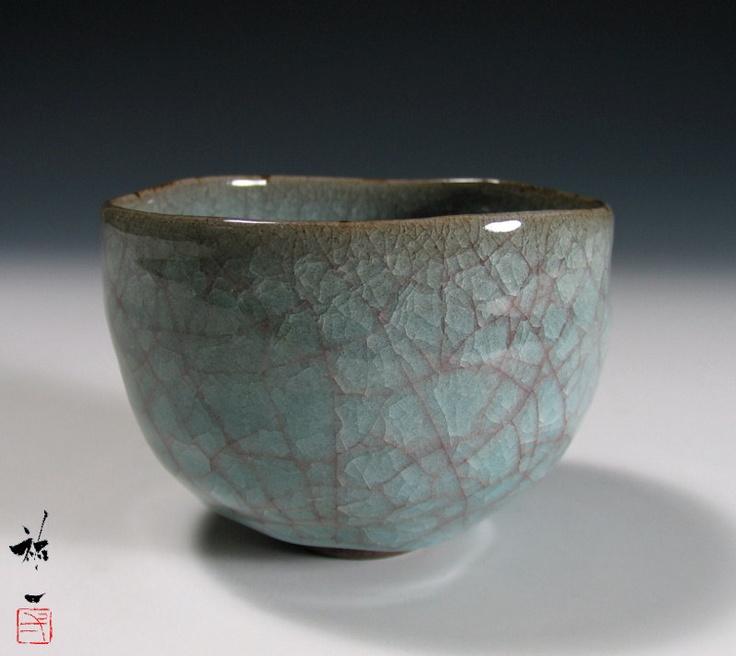 Yuichi Ikai - Chawan  Japanese tea bowl                                                                                                                                                      More