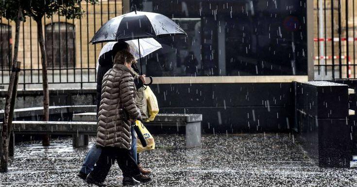 Una borrasca dejará una copiosa nevada el fin de semana en buena parte del país Nevará entre los 500 y 800 metros en la mitad norte y entre los 700 y 1000 en el sur. Alertadas 25 provincias el sábado, con aviso rojo en La Rioja #Aemet Nieve #Alerta meteorológica #Predicción meteorológica #Frío #Agencias #Estatales #Temperaturas #Precipitaciones #Meteorología #Administración #Estado  http://www.miblogdenoticias1409.com/2018/01/una-borrasca-dejara-una-copiosa-nevada.html#more #news #spain