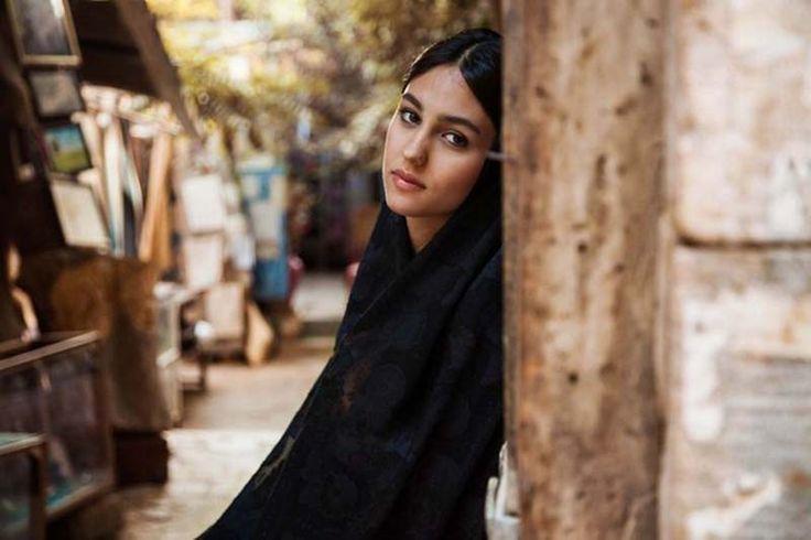 Fotógrafa faz projeto que valoriza a beleza de mulheres de diferentes culturas | Xiraz, Irã