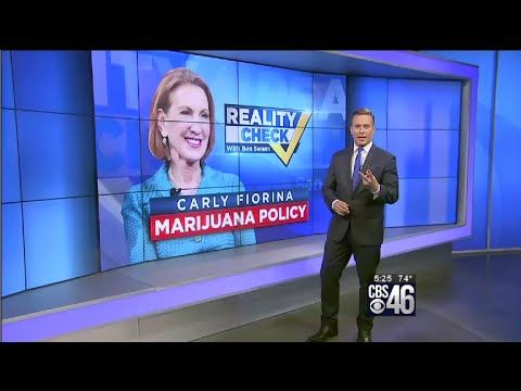 Reality Check: Marijuana Did Not Kill Fiorina's Daughter. So What Did? - Ben Swann's Truth In Media