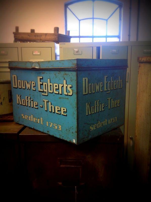 Douwe Egberts Winkelblik | Woonaccessoires | 'De Olde Looierij'