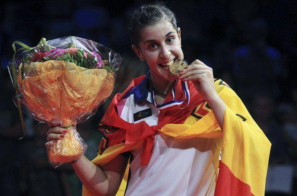 Las chicas mandan en el deporte español