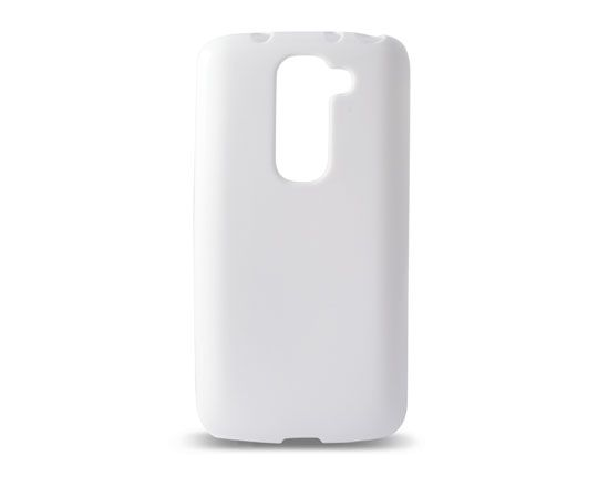 Funda flex Ksix para LG G2 Mini blanco