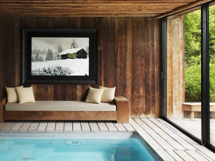Chalet 1864 le grand bornand for Hotel design yonne