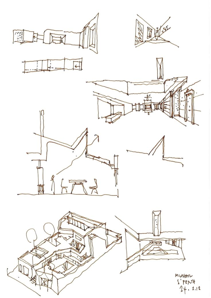 Architectural Drawing Sketch 364 best sketch - styles i like images on pinterest | drawings