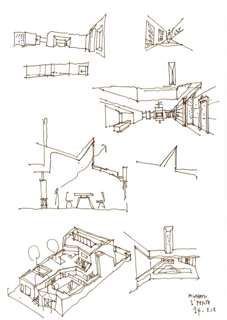 Best Images About Arch Representation On Pinterest Le