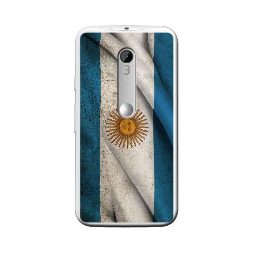 Moto G(3rd Gen) Argentinian Flag Case