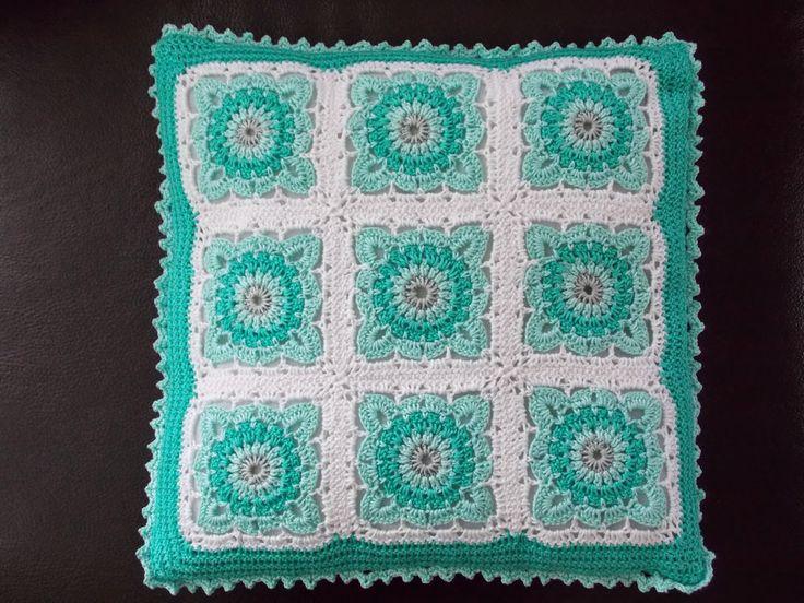 cojines almohadas colchas tejido almohada crochet cojines de ganchillo mantas de ganchillo alfileteros inspiracin de color