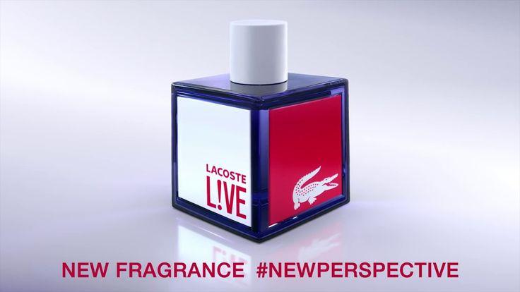LACOSTE LIVE férfi parfüm - Parfümdivat.hu
