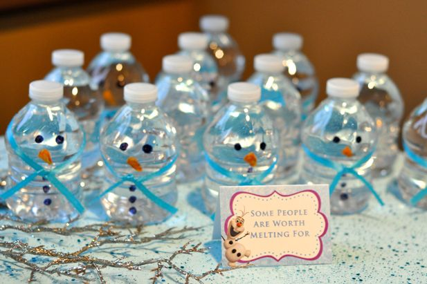Over 30 of the BEST fun food & party ideas from the Disney movie Frozen! - Kitchen Fun With My 3 Sons