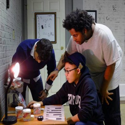 Locked In: The Louisville Escape Game - Room Escape Games - Brag your skill in solving puzzles with friends to get out of the room at Locked In: The Louisville Escape Game