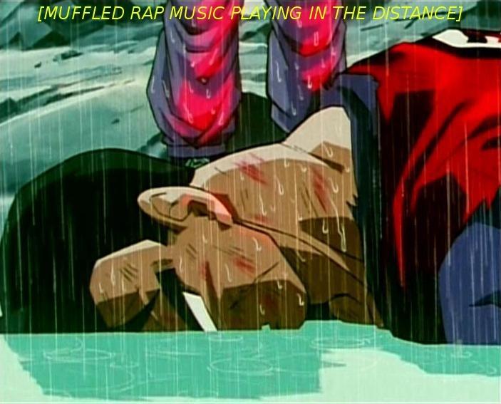 Future Gohan death of a hero | Dragon Ball Z | Pinterest ...