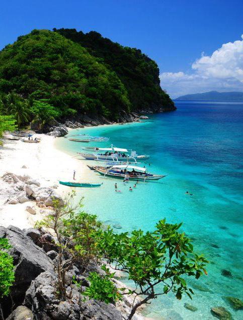 Isla De Gigantes Islands, Philippines   holidayspots4u ...