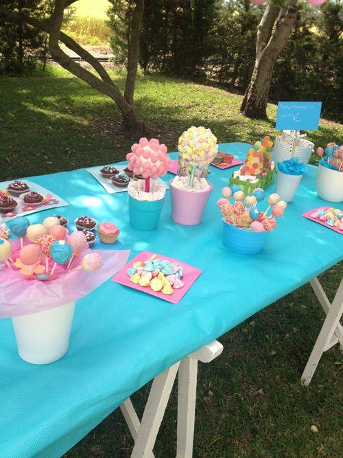 Decoración para fiestas y primeras comuniones