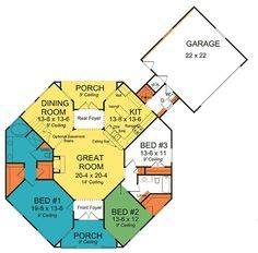 22 best octagon house plans vintage custom octagonal home design octagon house plans home vintage blueprint design custom building book octagonal malvernweather Images