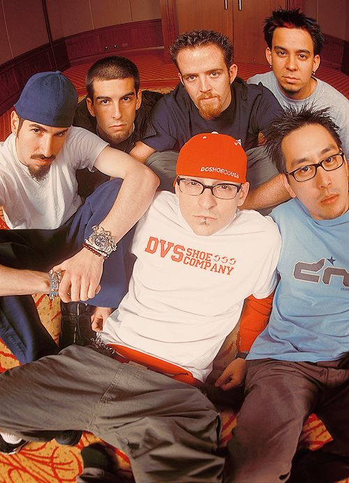 linkin park love this pic old school