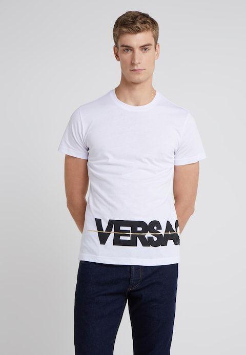 super cute 3a24b 89522 T-shirt con stampa - white @ Zalando.it 🛒 nel 2019   Scarpe ...
