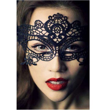 Masque en Dentelle Masquerade