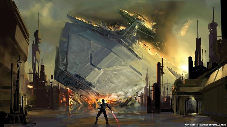 The archives of Lucasfilm contain many treasures for film buffs, among them the concept art that shaped the look of the Star Wars universe i...