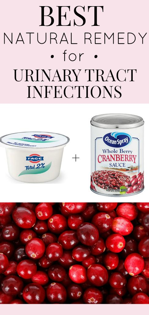 This simple recipe is a staple urinary tract infection home remedy! Works faster and better than cranberry juice!