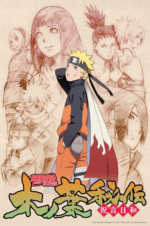 Naruto Shippuden Disfrútalo en Crunchyroll en 2020