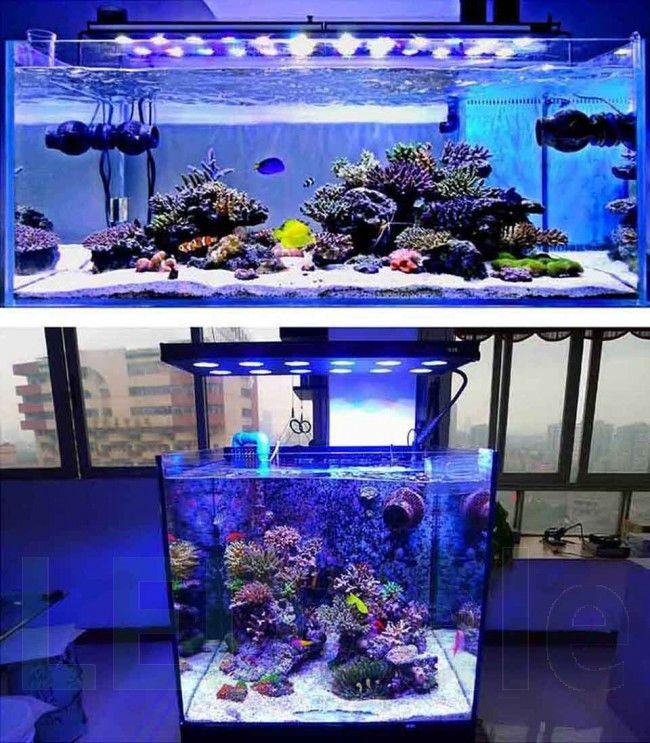 Aqua Sunrise - WiFi-kontrollerad LED Akvariebelysning