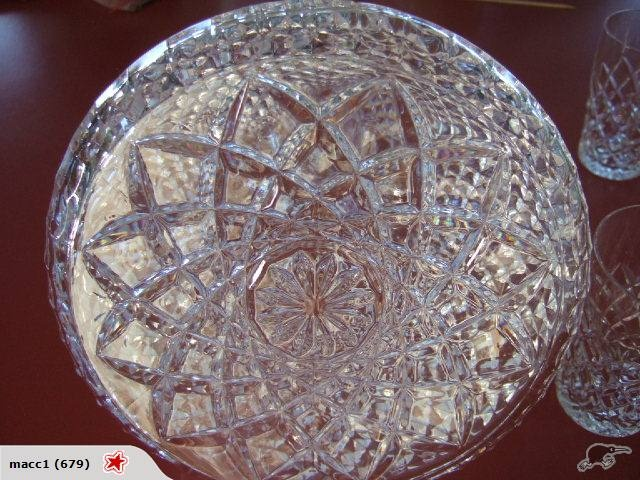 98 Best Crystal Amp Cut Glass Images On Pinterest