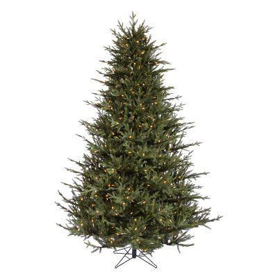 15 ft. Warm White Itasca Frasier Pre-lit LED Christmas Tree Warm White - A110396LED