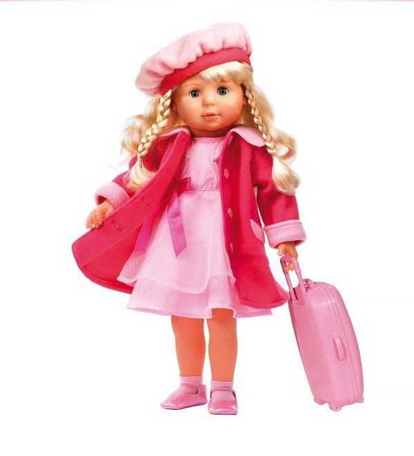 Rozalka to urocza interaktywna laleczka, która nie tylko bawi, ale również rozwija i kształci naszą małą pociechę.   #lalka #supermisiopl