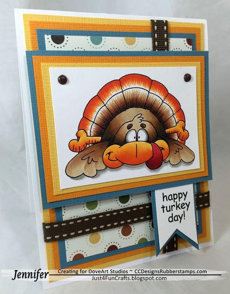 Just4FunCrafts: Happy Turkey Day