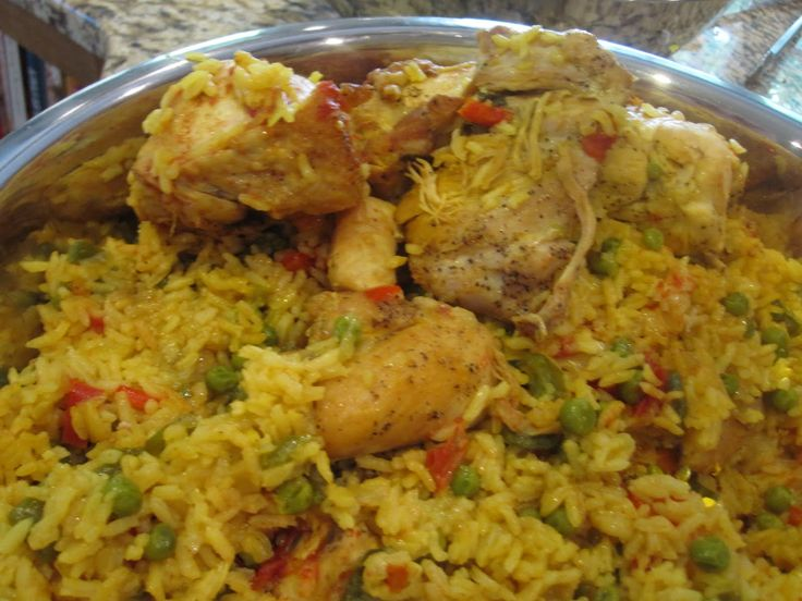 Southern Jewel's Recipes Remedies and DIY: Chicken and Yellow Rice Recipe Columbia Restaurant Style
