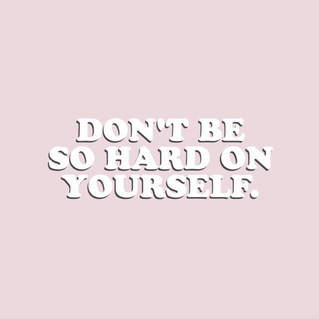 Learn to forgive, learn to let go//Don't Be So Hard On Yourself//Jess Glynne