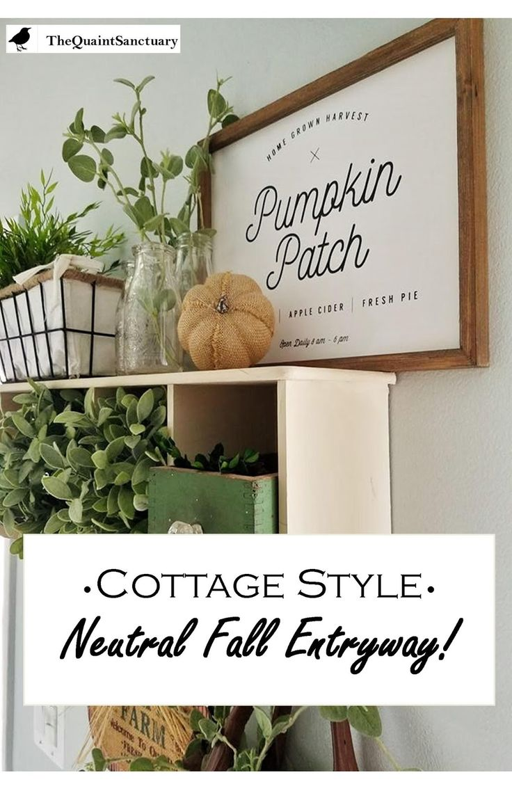 Rustic Cottage Foyer : Best fall entryway ideas on pinterest foyer day